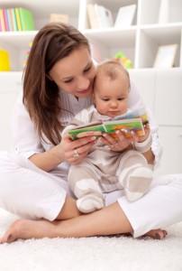 Maluch-wychowanie-pierwsze ksiazeczki