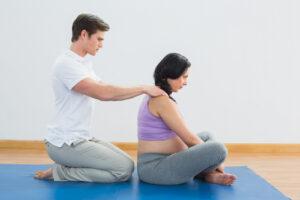 jak złagodzić bóle porodowe