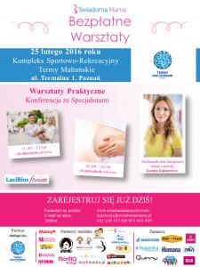 plakat - Poznań 25.02.2016