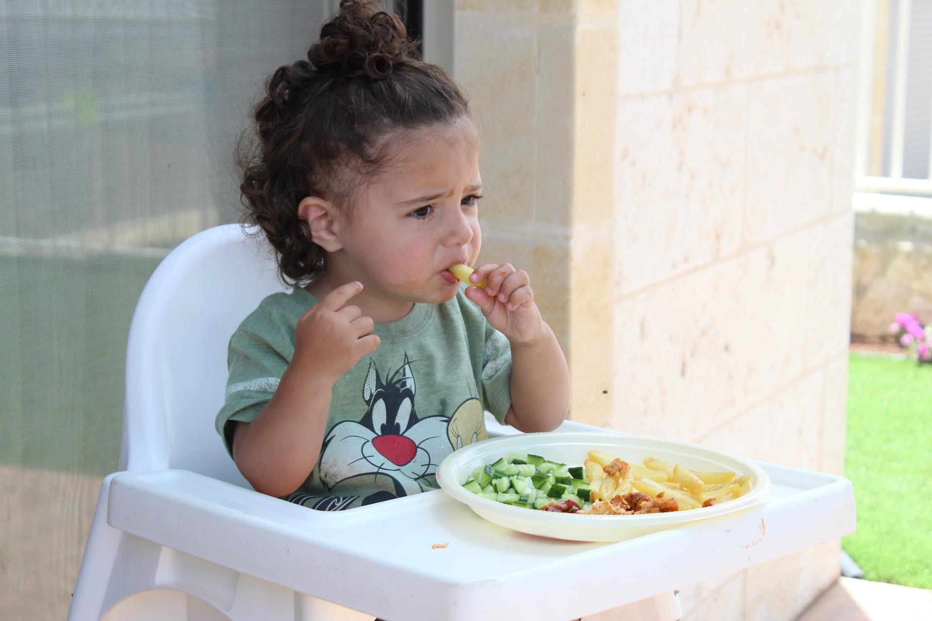 Brak apetytu u dziecka